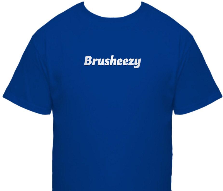 Brusheezy-tshirt