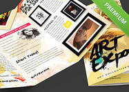 Art-brochure-psd