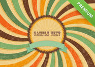 Retro-grungy-sunburst-background-psd