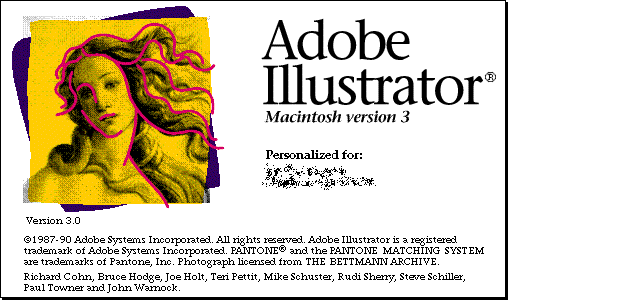 The History of Adobe Illustrator