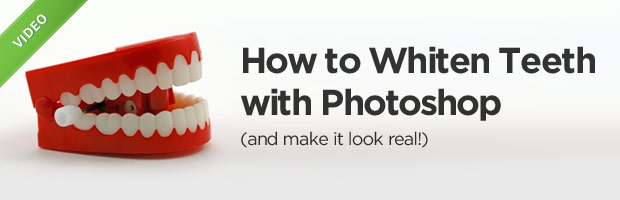 Whiten Teeth In Photoshop Tutorial