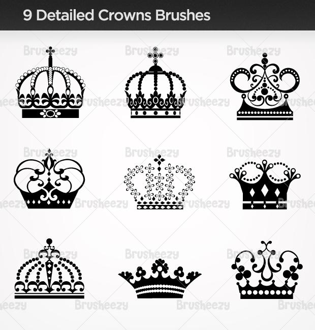 9crownsbrush