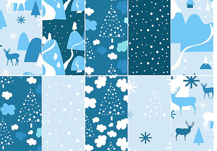 Chilly Winter Pattern Pack
