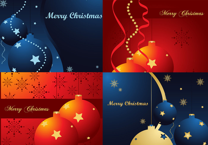 Bright Christmas Photoshop Wallpapers
