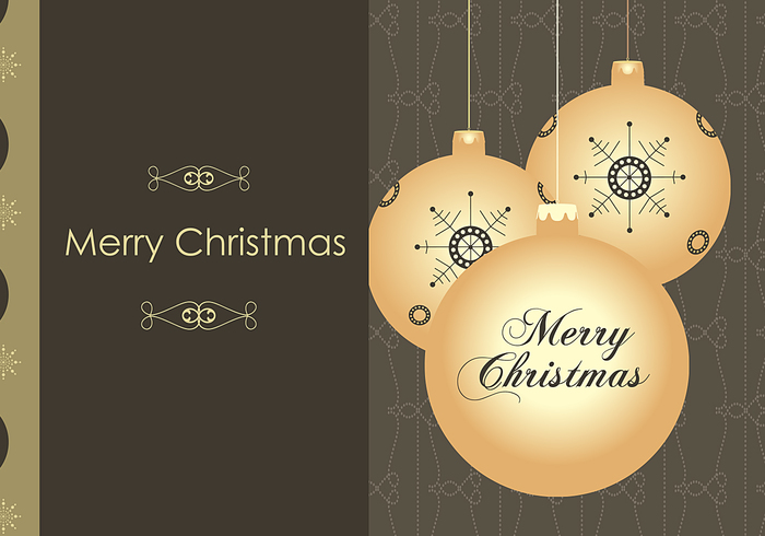 Christmas Ornament Photoshop Wallpapers