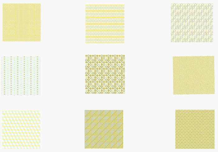 Funky Retro Pattern Pack Two