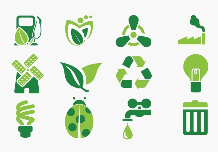Escovas Green Eco Icon
