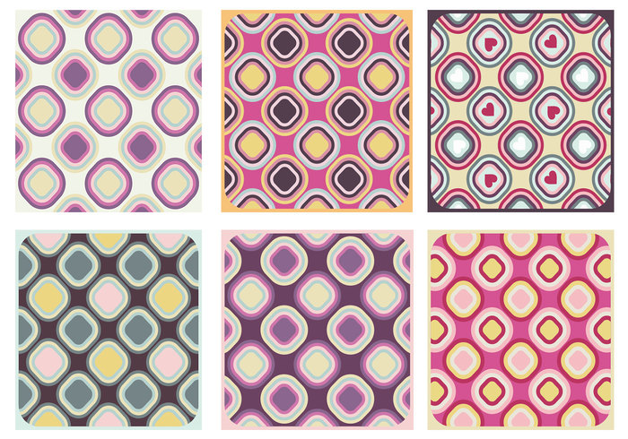 Retro Photoshop Pattern Pack