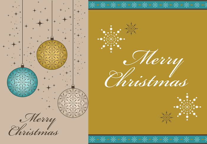 Merry Christmas Photoshop Wallpapers and Border Brush Pack