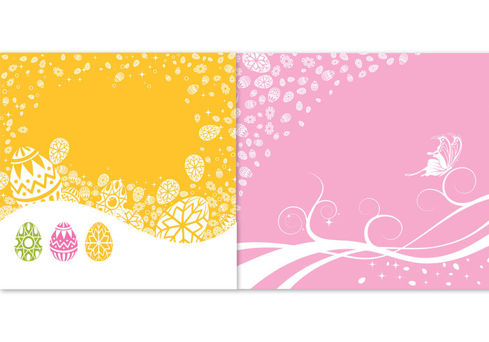 Easter Photoshop Background Pack