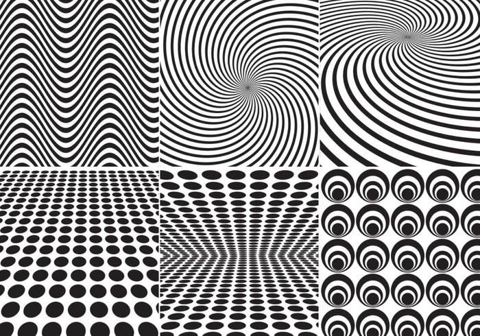Pack de motifs géométriques deux
