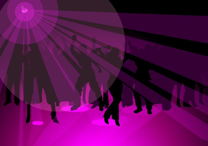 Purple Party Wallpaper
