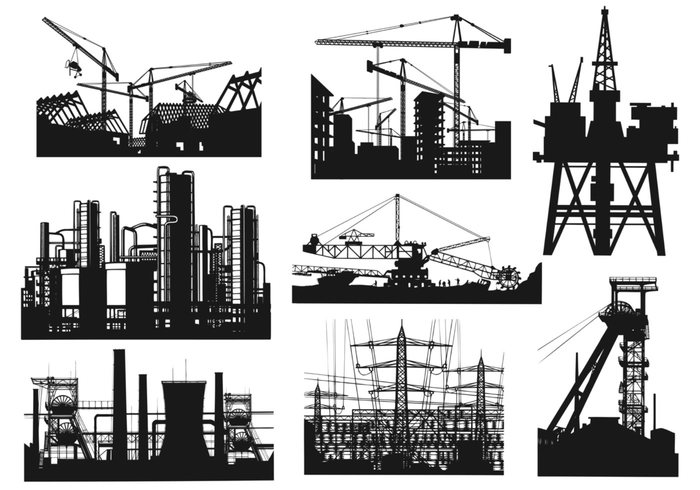 Urban Construction Brushes Pack