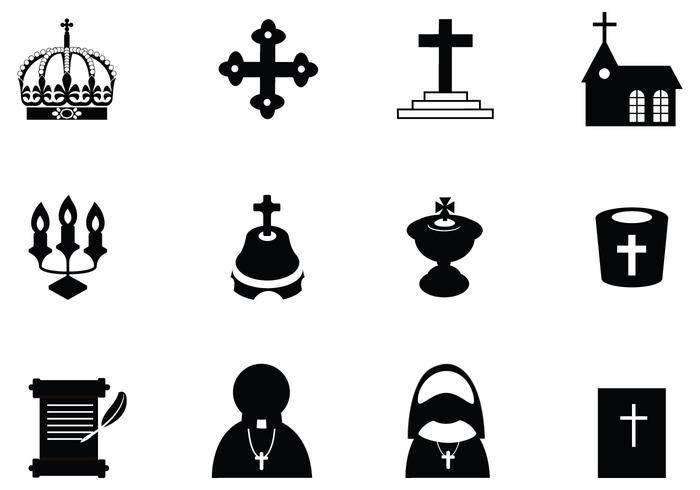 Christian Brush Icon Pack