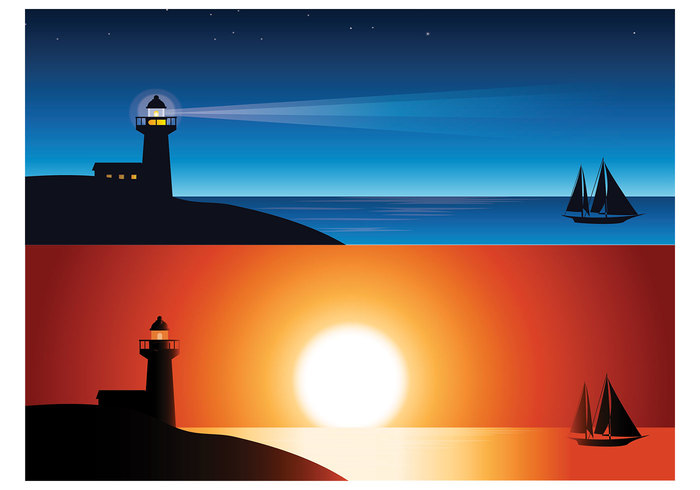 Lighthouse Wallpaper Pack