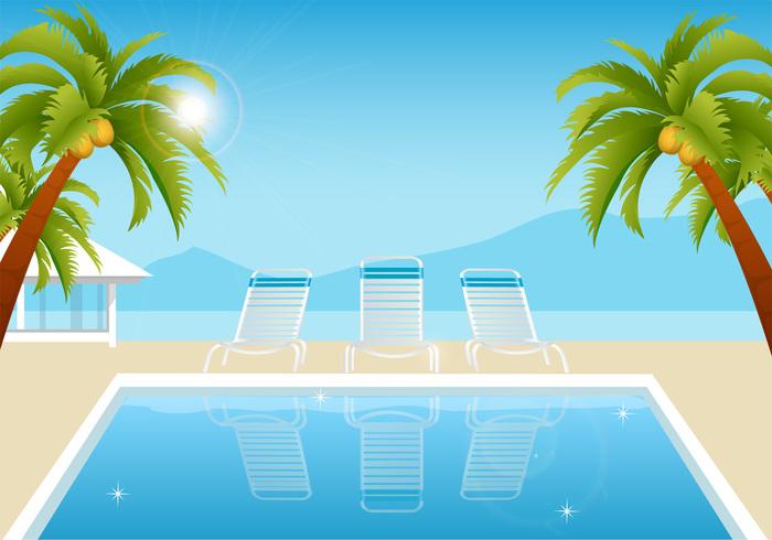 summer wallpaper swimming vector - photo #1