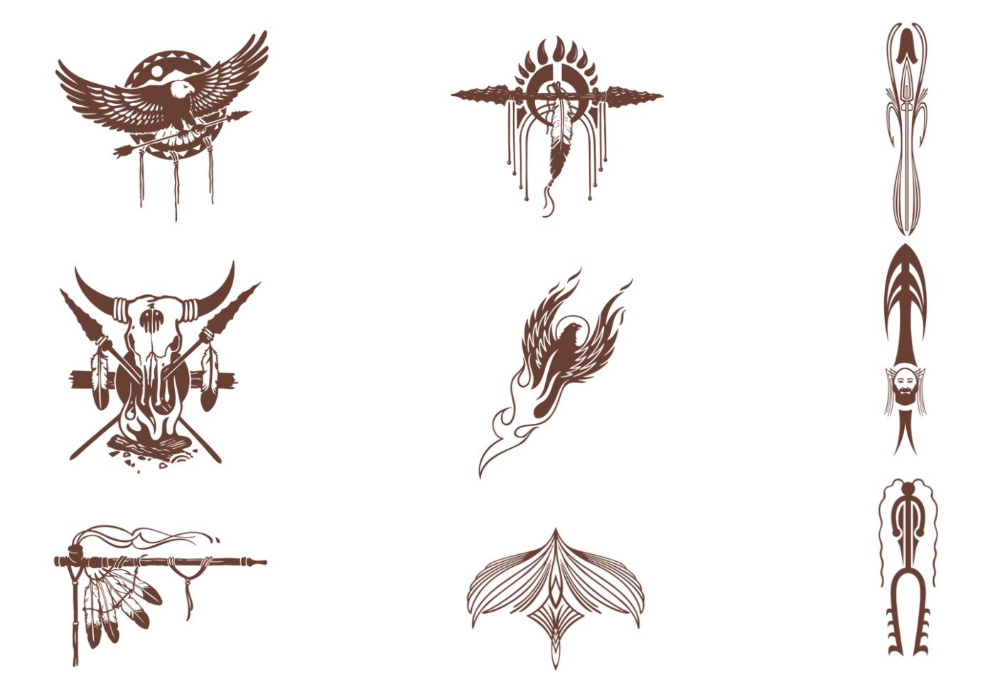 Native American Arrow Symbol More Information Kopihijau
