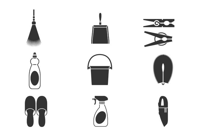 Rengöringsverktyg Borstar Pack
