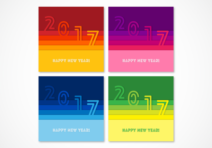 Colorful Paper 2017 PSD Backgrounds