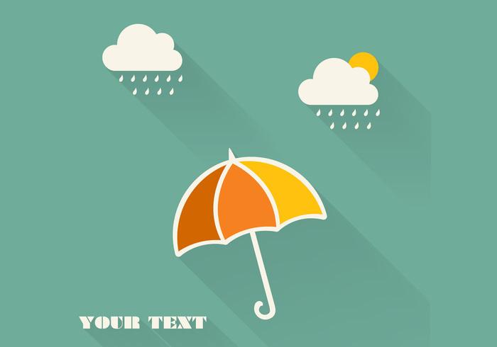 Rain Cloud Background PSD