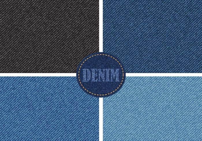 Denim texture psd pack