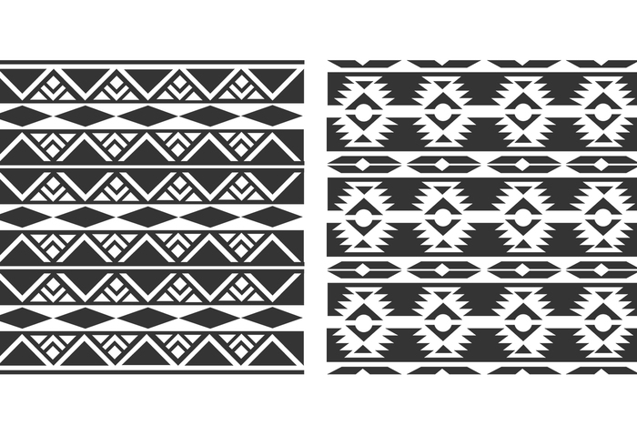 Native Navajo Patterns