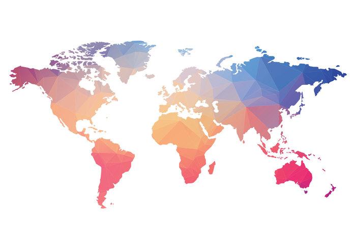 Polygonal world map psd free photoshop brushes at brusheezy polygonal world map psd sciox Choice Image