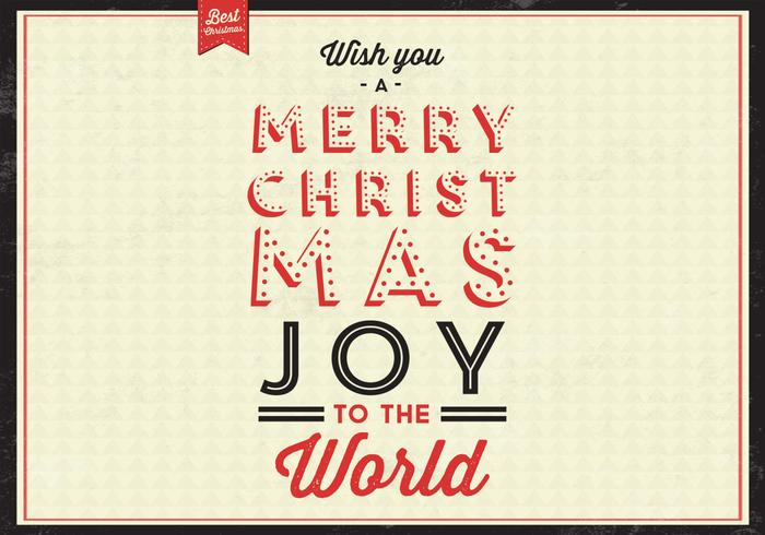 Christmas Joy PSD Background