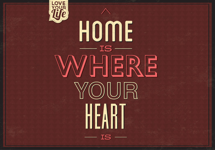 Home is where your heart is psd background two free for Wallpaper home is where the heart is