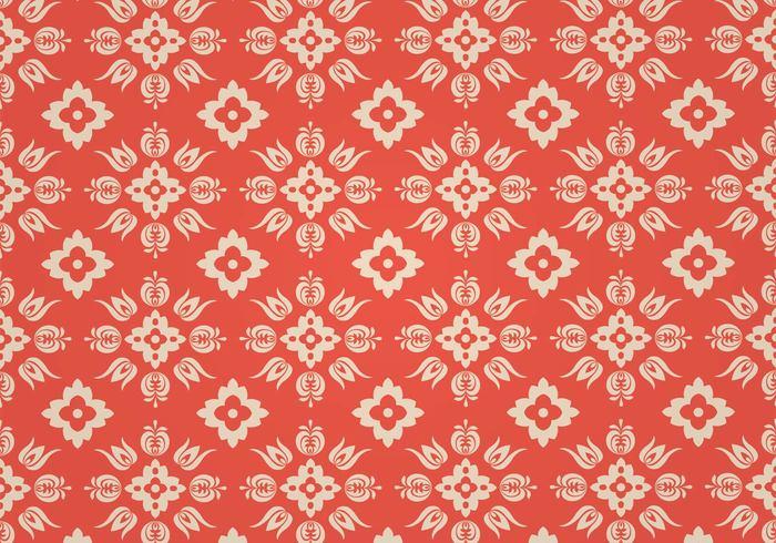 Coral Photoshop Pattern