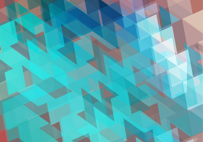 Abstract Diamond PSD Background