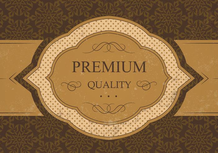 Vintage Premium Quality PSD Background