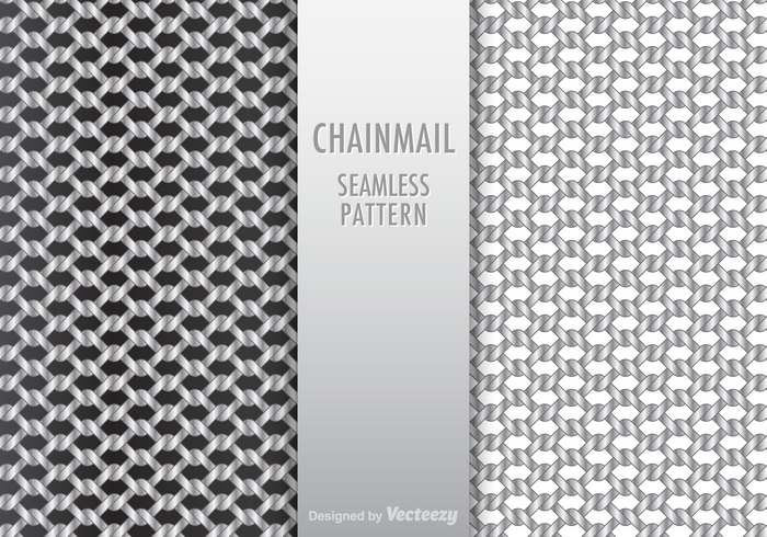 Chainmail Pattern and PSD Pack