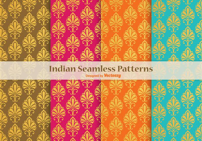 Indian Seamless Patterns