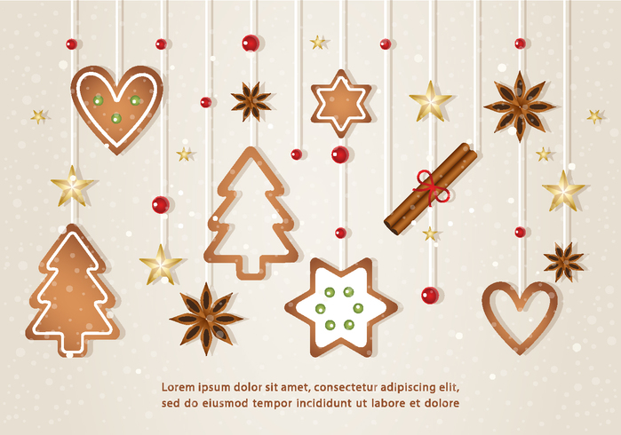 Christmas PSD Elements
