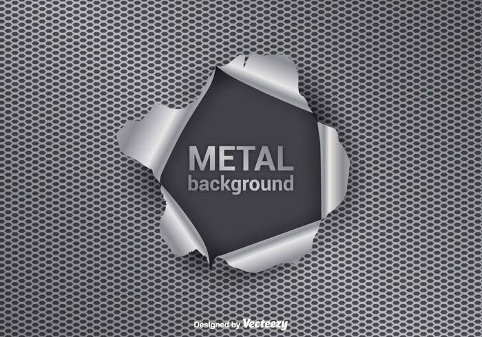 Metal Tear PSD Background