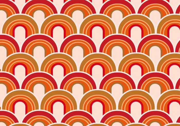 70's Photoshop Pattern