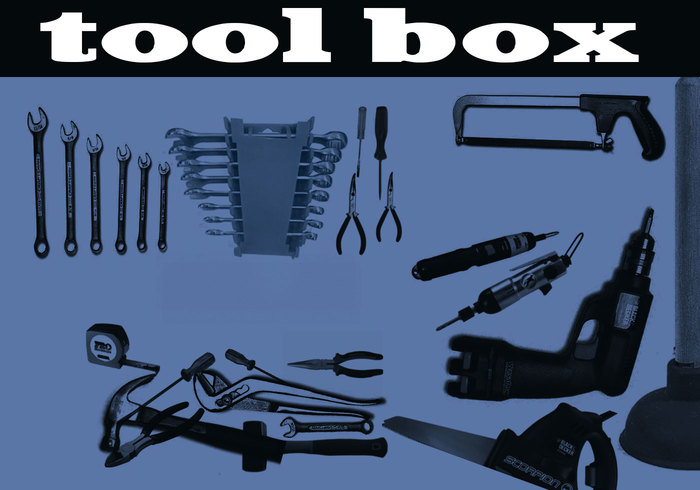 Tool Box Brushes