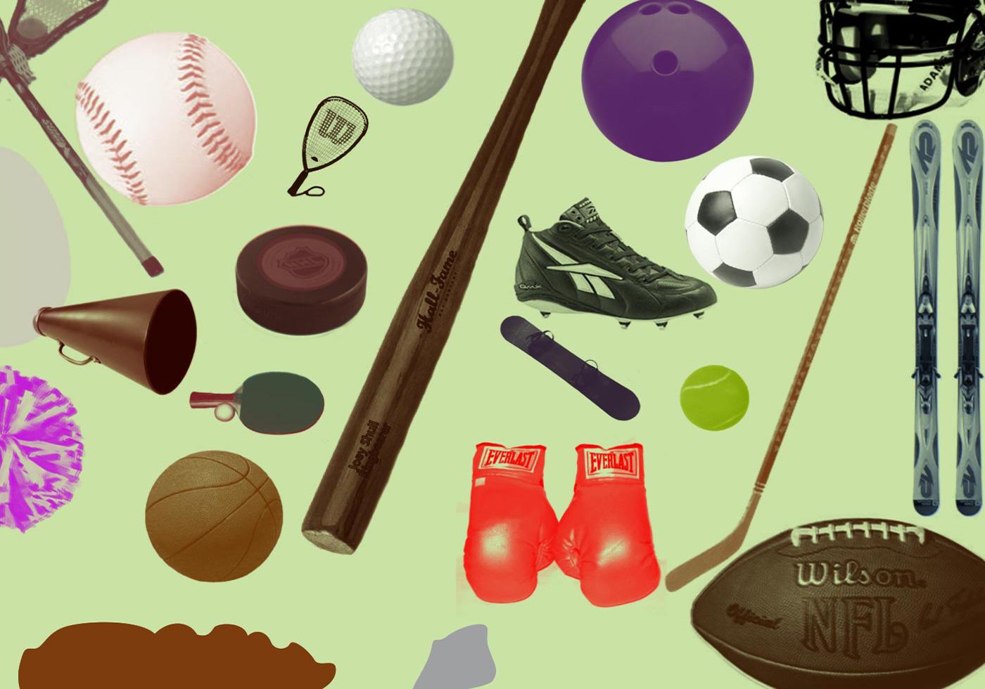 Sports-objects-photoshop-brushes