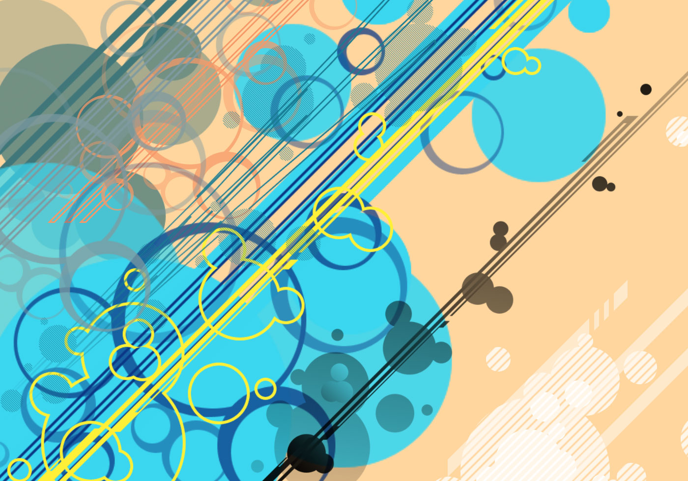 Vector-linedots-photoshop-brushes