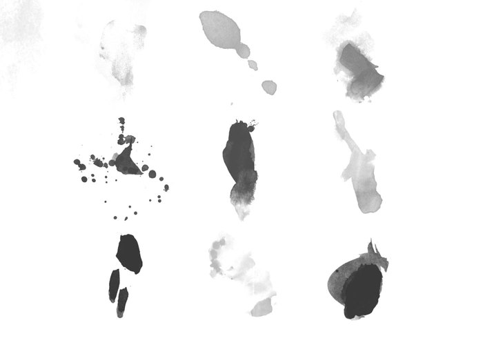 Sumi Ink Brushes