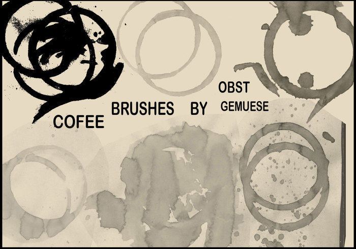 Coffee Brushes