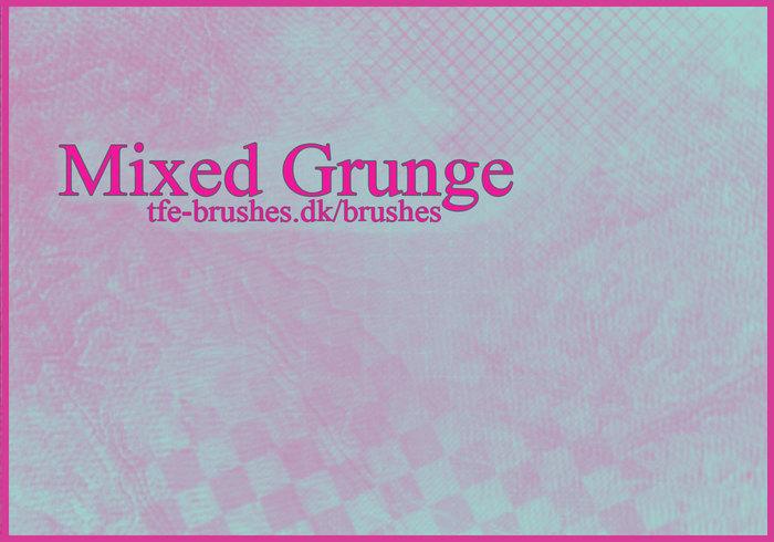 Grunge mezclado