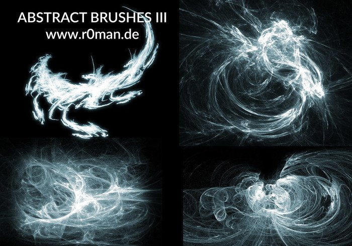 Abstract Brushset III