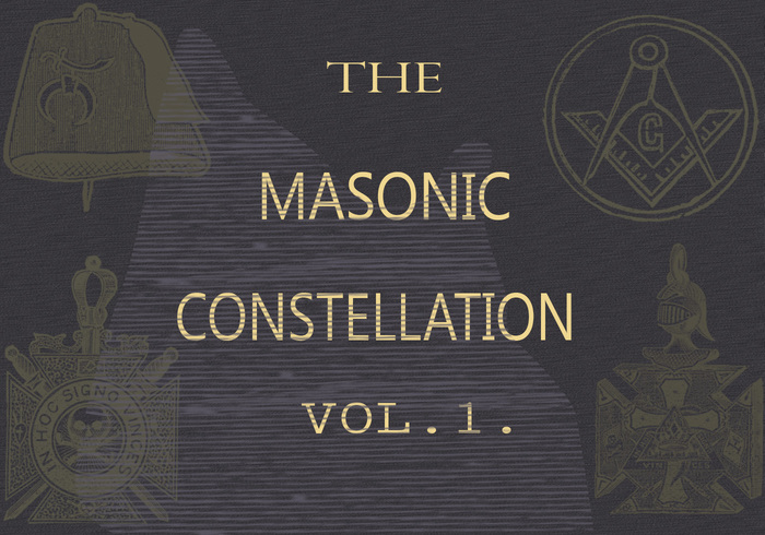Masonic Brushes Vol. I