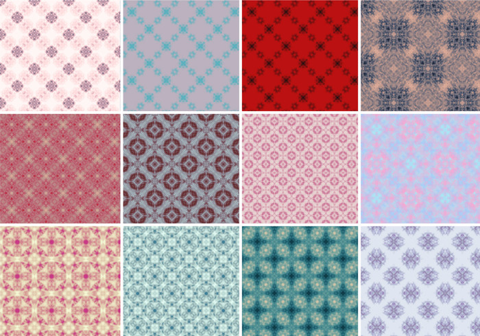 PinkGossip Photoshop Patterns