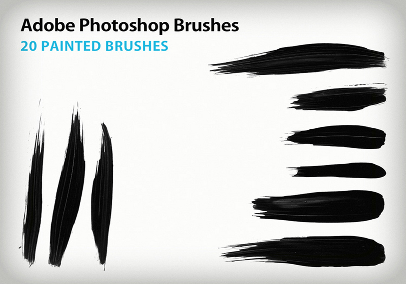 paint stroke brushes free photoshop brushes at brusheezy