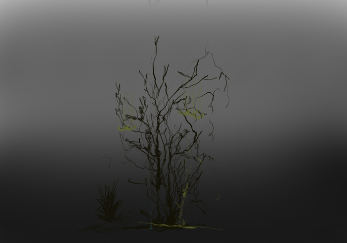 Tree Brushes v.1