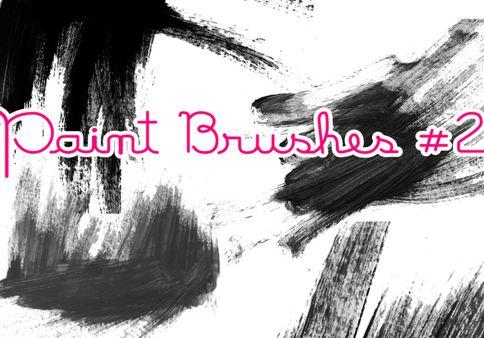 Paint Brushes #2
