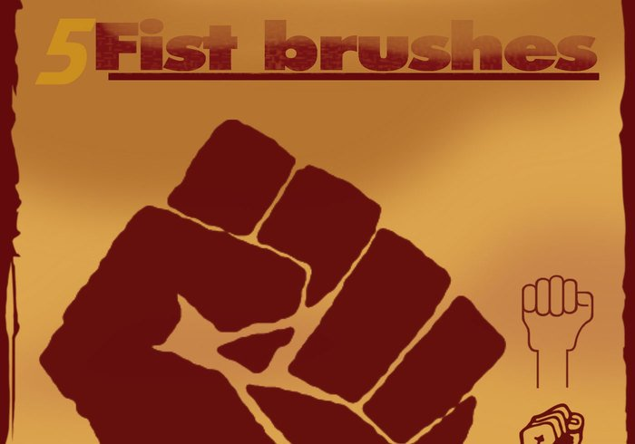 Fist Brushes